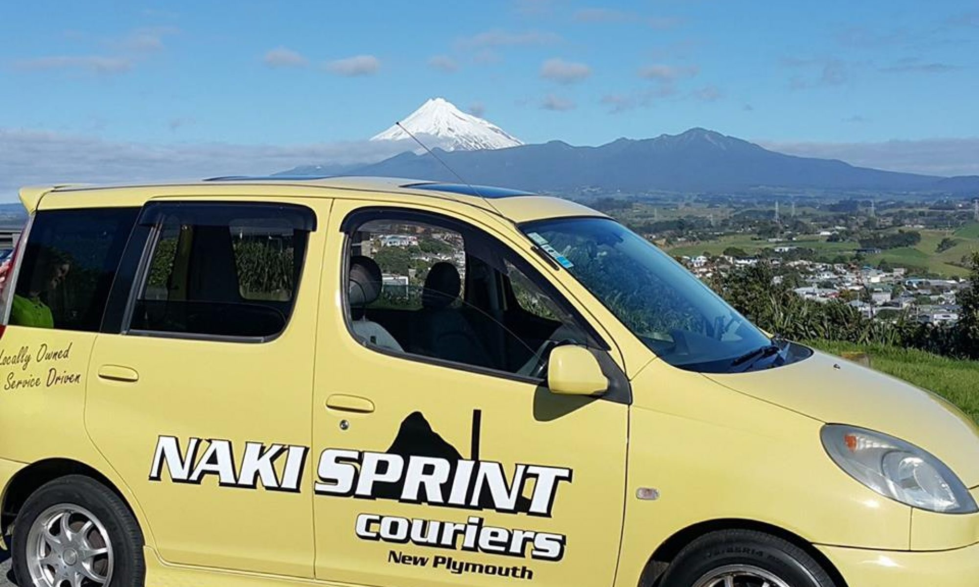 NakiSprint Couriers